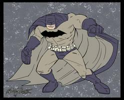 The Dark Knight Returns by ChrisMcJunkin