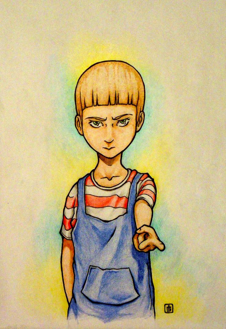 Ficko the Kid by djokandzo