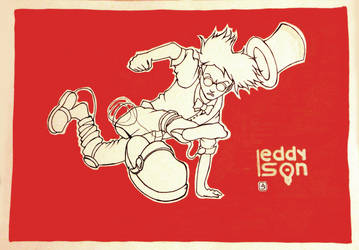 Eddy Son by djokandzo