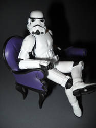 Stormtrooper by HobbyChaos