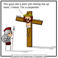 Jesus by Dave-McElfatric