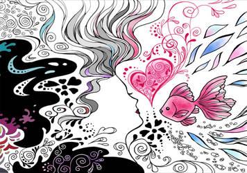 Endless Doodle Part 13 by aruarian-dancer