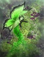 La Fee Verte by aruarian-dancer