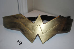 Wonder Woman Belt Cast by ZigorC