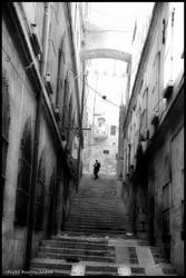 the old city of jerusalem by flutz