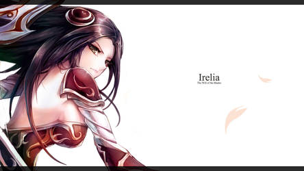 [LOL] well...Let's Irelia~~~~~~~!! by beanbeancurd