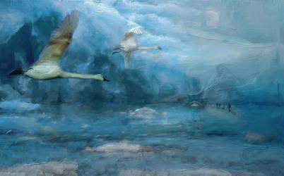 Cantus Arcticus 2 by Les-Allsopp