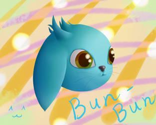 Bun-Bun by Israel50