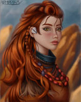 Aloy by admdraws