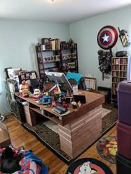 Desk by immortaltom