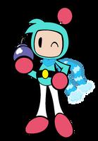 My New Bomberman FC by NikkiCrystal