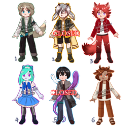 set price adopts open ( 4/6) by isabelFenix
