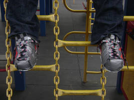 Running the Playground by KitsuneSam