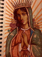 Guadalupe by LordEyeballz