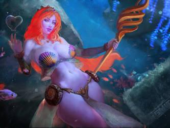 Aphrodite by jaggudada