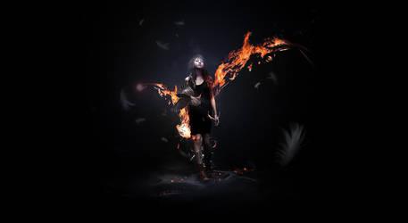 Art of Fire by nitefox1203
