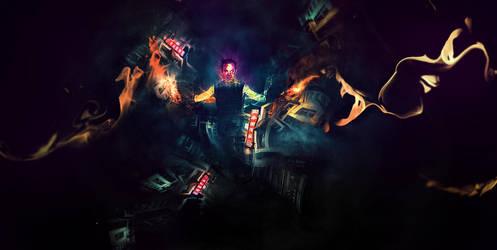 Unleash the dark power by nitefox1203