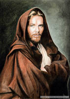 Obi-Wan Kenobi - Ewan McGregor by tomjogi