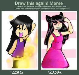 Improvement???? by kittenlover101