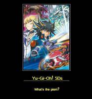 Yugioh 5Ds by CrimsonFox36