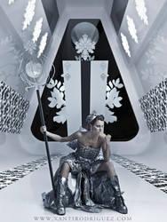 Silver Queen by xantirodriguez