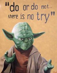 Yoda by spine399
