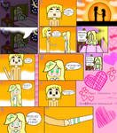 Yuki's dream (Valentine's comics) by Darucha