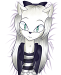 Request n.2 Eve the lonely wolf by Darucha