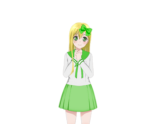 Anime Yuki by Kizouriin and Hapikaru by Darucha