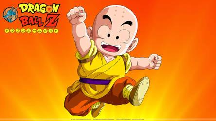 Dragon Ball Z Krillin by Zodi