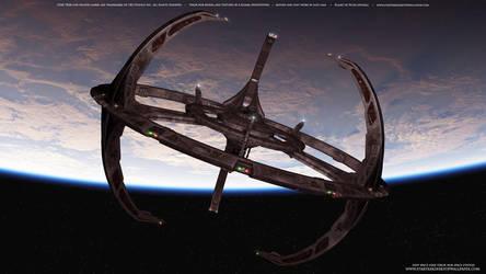 Star Trek Deep Space Nine Terok Nor by Zodi