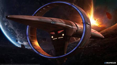 Star Trek Vulcan Sh'ran by Zodi