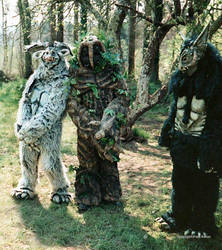 Monsters Dumnonni Chronicles Trinity 1996 by ogrebear