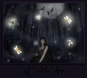 Left Outside Alone by ShackledMuse