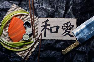 Peace and love, Japan. by FrancoPetrini