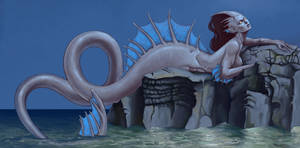 The Mermaid by MeWannaLearn