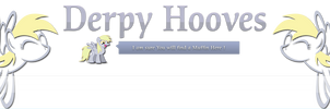 05 - Custom Google Logo (Derpy Hooves on Google) by Ov3rHell3XoduZ
