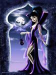 Jasmine as a Vampiress by manony