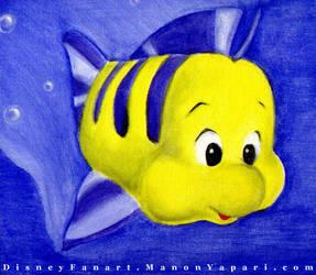 Flounder by manony