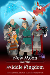 New Moon over the Middle Kingdom by manony