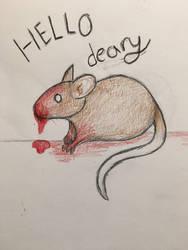 Hello deary  by hollystopplz