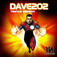 Dave202 CD cover by Dominic-Marco