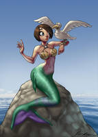 Mermaid Tales 3 by Dominic-Marco