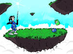 WIFL - Kokita vs Marsh+Mallow by Hexaditidom