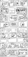 111 Bad comics 56-111 by Hexaditidom