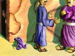 Thief's apprentice by Hexaditidom