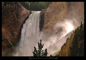 Lower Falls by novelhill
