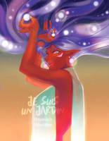 space queen by GardenofSpice