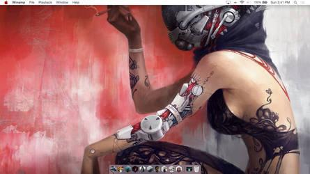desktop (august 2015) by chinsuru