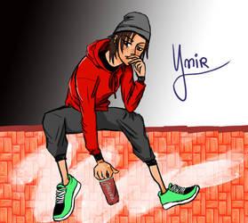 Ymir = too cool for school by chinsuru